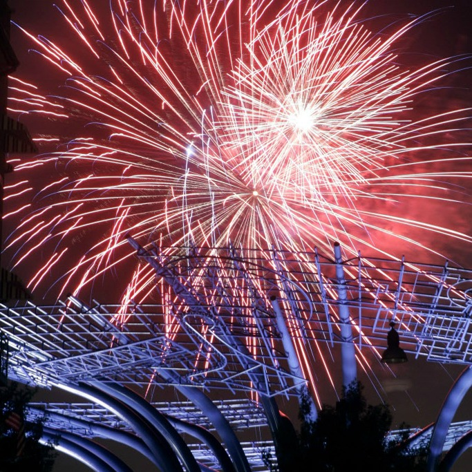 Where to watch Kaboom Town fireworks but avoid traffic: more